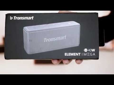 TRONSMART ELEMENT MEGA - הרמקול הכי חזק לשקל?