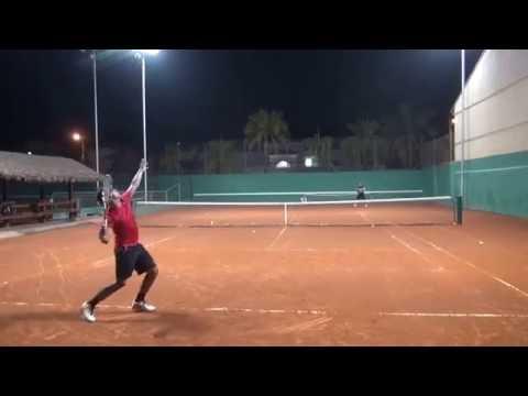 IGNACIO ASCARRUNZ  - Bolivian Tennis Player - Your Best Option - Sports Recruitment