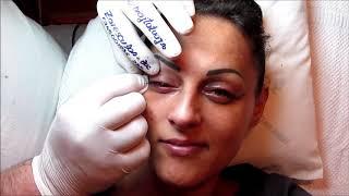 Tatuaj ochi Zarescu Dan 0745001236 $ZS M4883 http://www.machiajtatuaj.ro