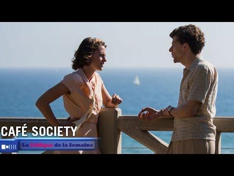 """"""" Café Society """" de Woody Allen - La Critique de la semaine"""