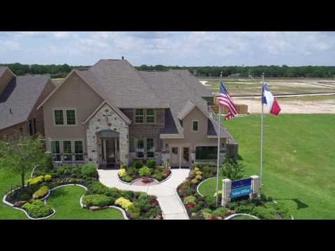 Falls At Dry Creek MPC 70 – Lancaster – New Homes In Cypress, TX  – CalAtlantic Homes