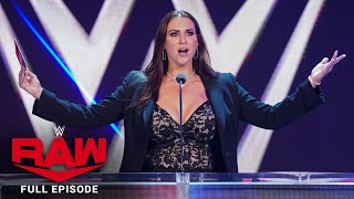 WWE Raw Full Episode, 12 October 2020