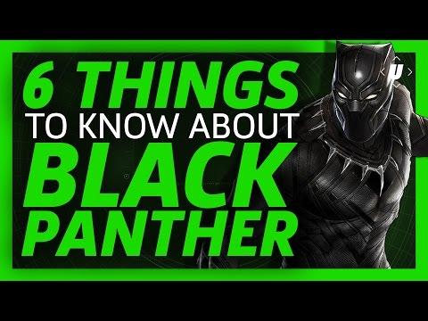 dating black panther comics