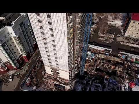 """Отчет по строительству ЖК """"Оникс"""" за март 2021 года"""