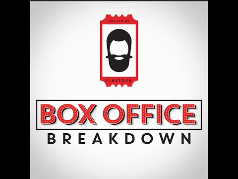 Box Office Breakdown Ep # 5: (October 3rd-October 5th)
