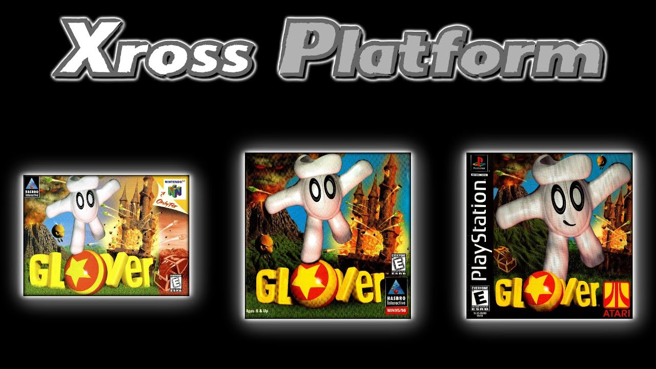 Download XP: Glover (N64 Vs. PC Vs. PS1)   Is It Any Good?