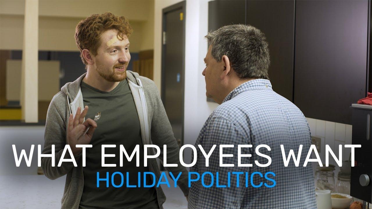 Holiday Politics