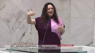 Janaina Paschoal, Deputada Estadual - Psl - 10/09/2019