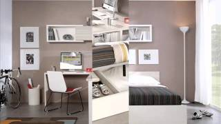 Las Vegas Furniture Store Featuring Customizable Rimobel Modern Juvenile Bedroom Furniture