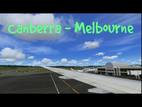 Canberra to Melbourne