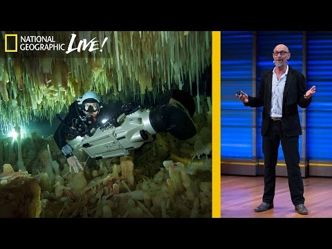 Underwater Cave Diving: Choosing Passion Over Risk - Nat Geo Live