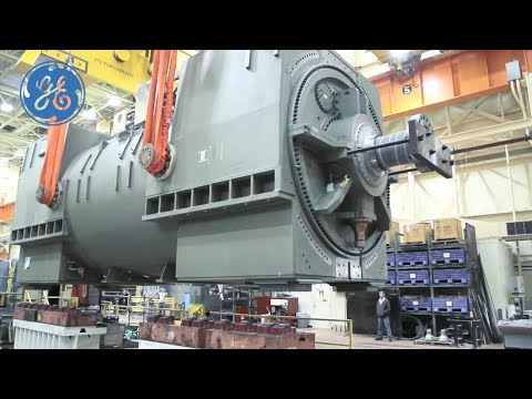 GE's H-system Generator Validation Test Is A Family Affair | Gas Power Generation | GE Power