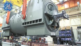 GE's H-system Generator: Validation test a family affair