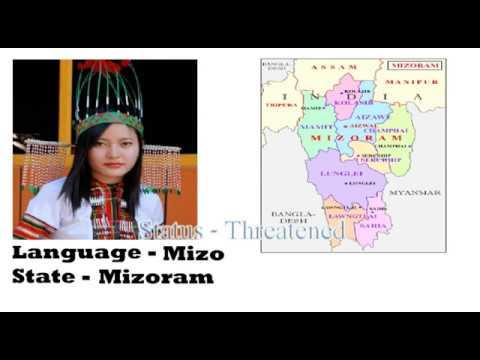 Languages of Northeast India Part- 1