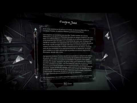 Dishonored 2 - Logro Eureka (Truco para Acertijo de Jindosh)