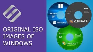 How to Download Original ISO Images of Windows 10, 8 or 7 x86, x64 📀💻 🛠️