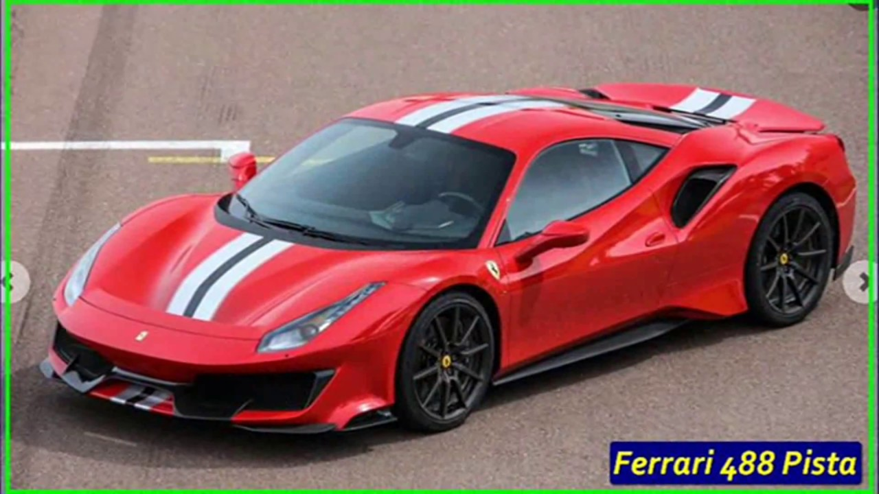 Ferrari 2019 New Ferrari 488 Spider 2019 Pictures And Review Youtube