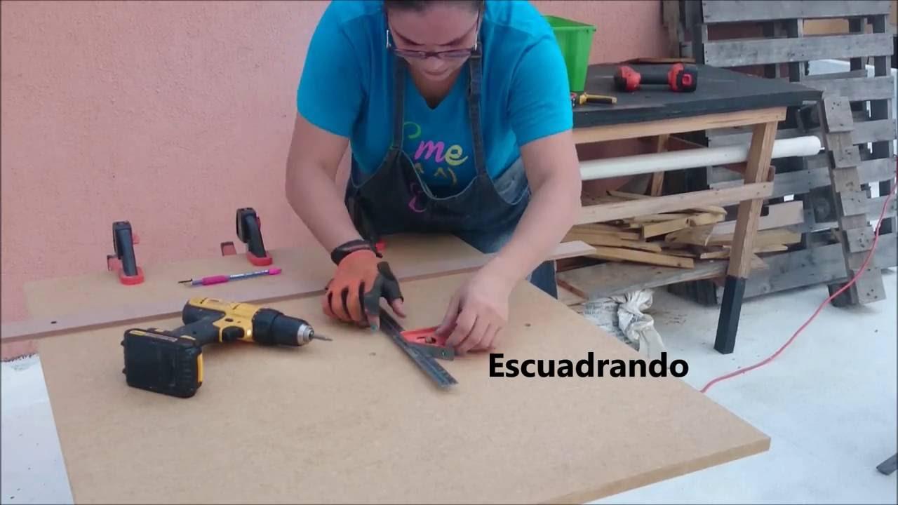 Diy c mo hacer sierra de banco port til con una sierra - Sierra electrica de mano ...
