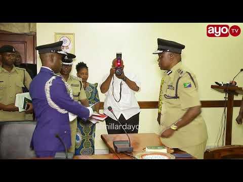 Vitu alivyosisitiza IGP Sirro akimuapisha Kamishna wa Zanzibar 'Polisi tunachangamoto'
