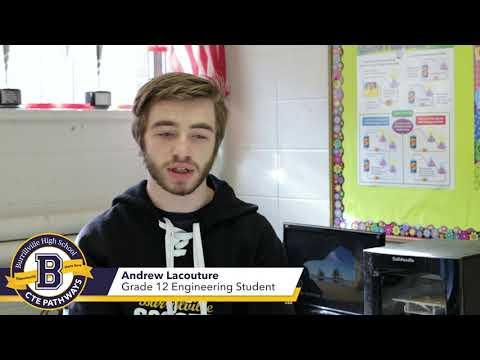 Burrillville High School   CTE Pathways Overview