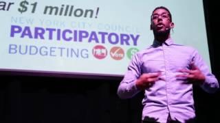 Community Patents & Participatory Budgeting   Antonio Reynoso   TEDxBushwick