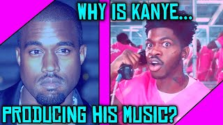Why is Kanye Prodขcing Lil Nas X's Music?!?!?!