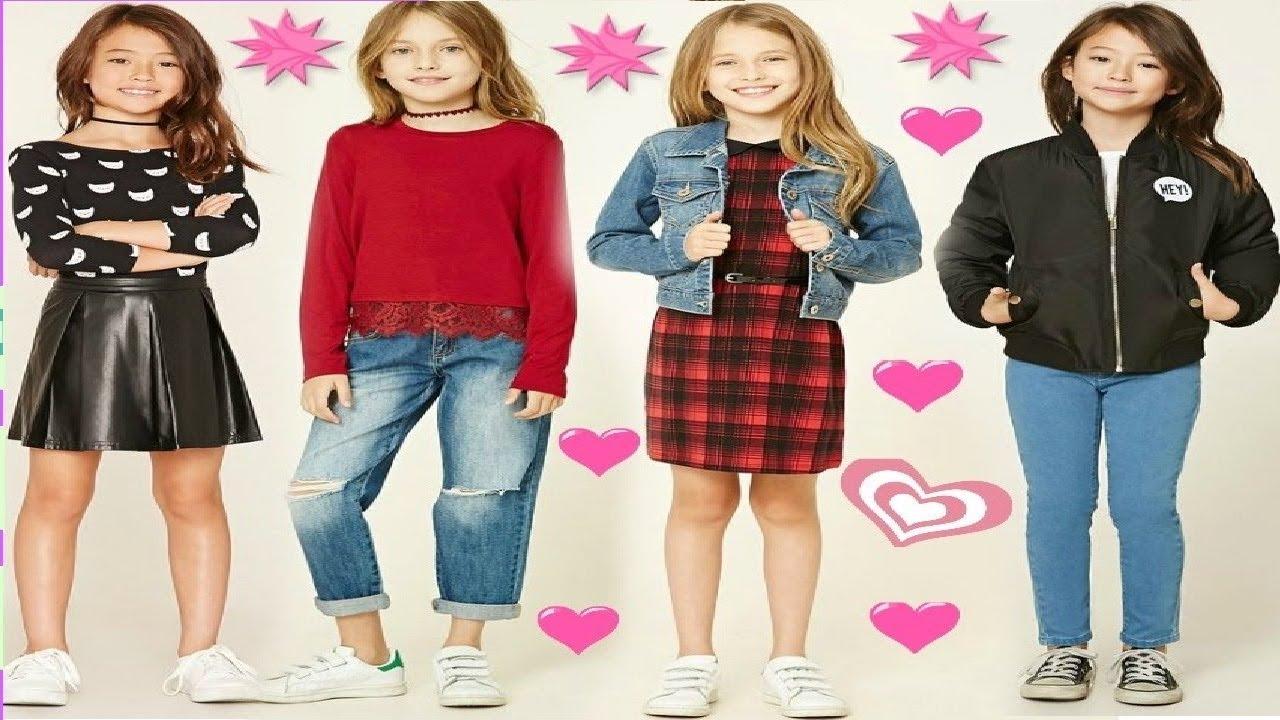 2f2fe83b3245b احدث واجمل موديلات ملابس بنات موضة 2018 - YouTube