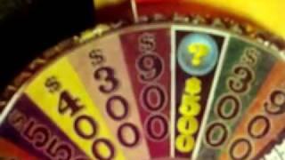 my homemade wheel of fortune 37