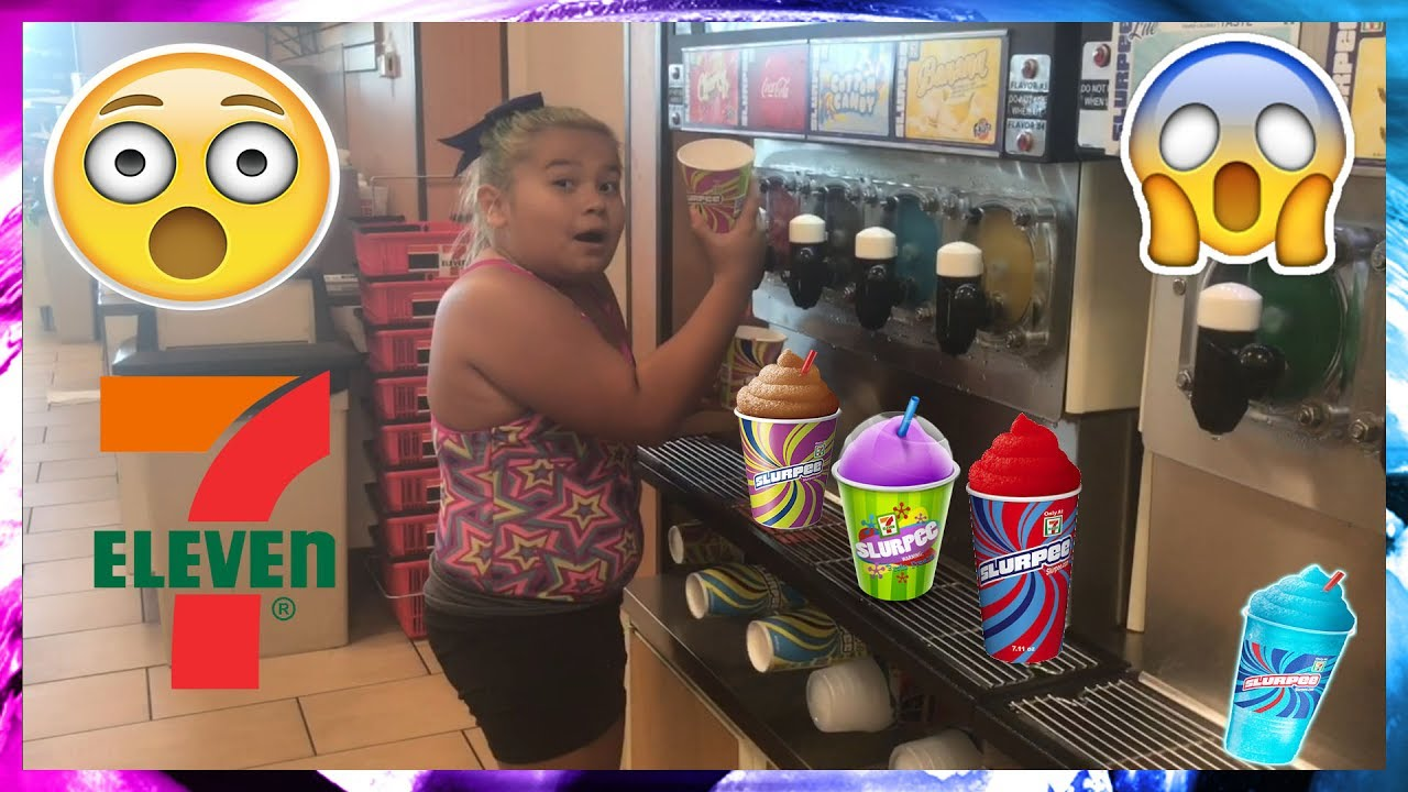 Everyone Gets a Free Slurpee at 7-Eleven Today