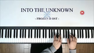 Download lagu It's TOO HARD!! [INTO THE UNKNOWN] - FROZEN 2 OST
