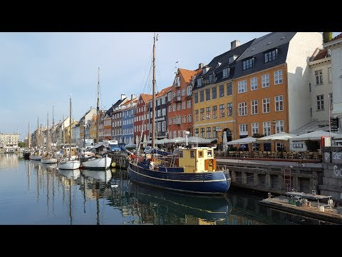 European Vacation 2017 Part 1 ms Koningsdam Cruise (Amsterdam, Copenhagen, Berlin, Tallinn)