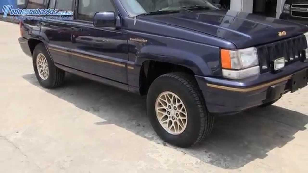 Jeep    Grand Cherokee Limited 4x4    1994