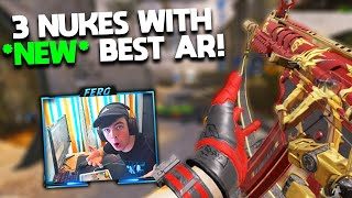 HBRa3 is the NEW AK117! BEST LONG RANGE ASSAULT RIFLE IN COD Mobile! (insanely accurate)
