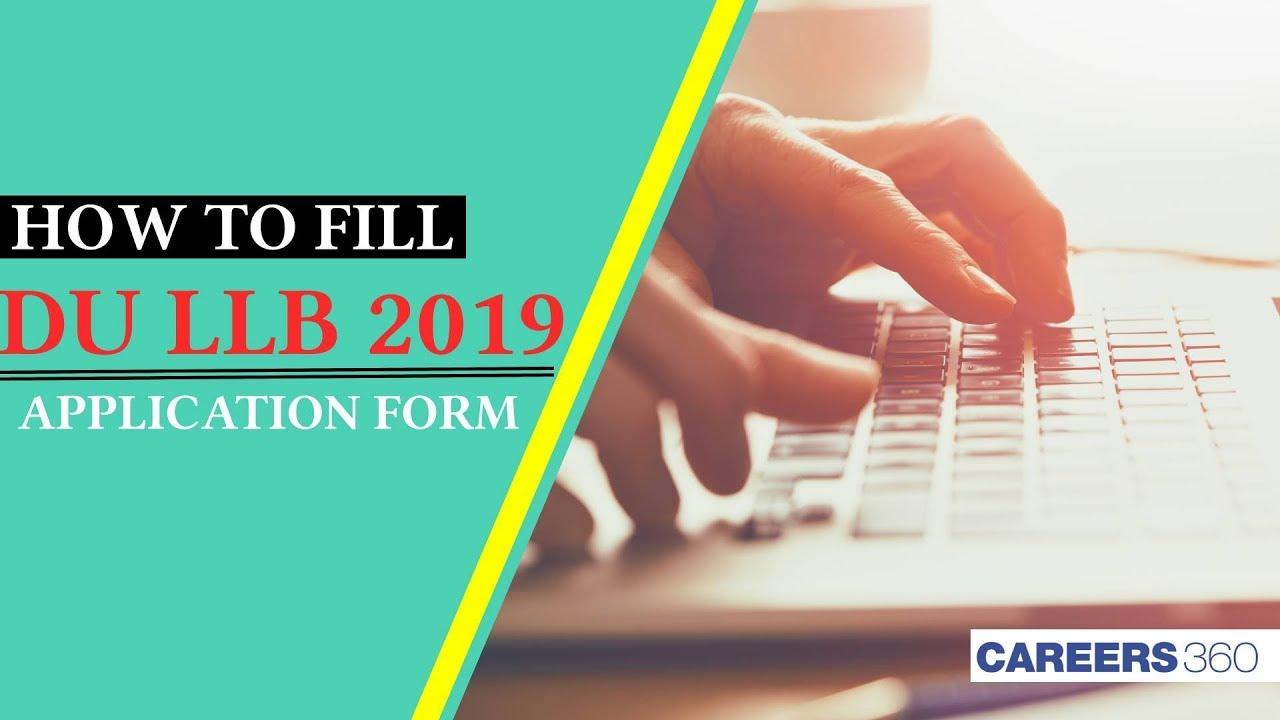 Application Form Du Llb 2017, Du Du_application_form, Application Form Du Llb 2017