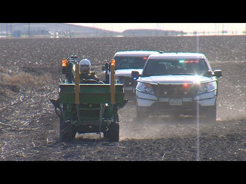 Uncle Sam - High Speed Tractor Chase