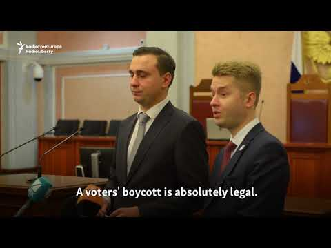 Russian Supreme Court Rejects Navalny Appeal On Presidential Election Ban