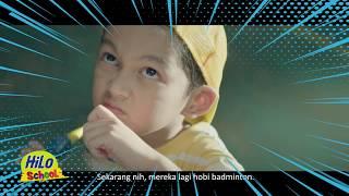 HiLo School Vanilla Vegiberi 750gr - Susu Tinggi Kalsium Rendah Lemak - BPOM and Halal Certified