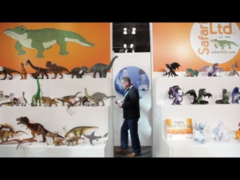 Toymakers target milennial parents at New York toy fair