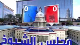 العربية تقدم اكبر شاشة عرض اخباري بالعالم