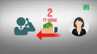 VTC14 | Nhóm người nước ngoài đến Việt Nam lừa đảo 7 tỷ đồng