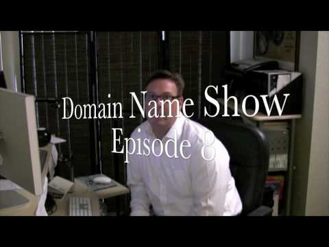 Domain Name Show Episode 8 .CO Domains