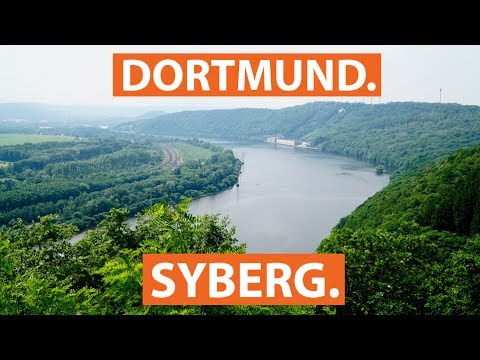 Der Syberg in Dortmund: Hengsteysee, Hohensyburg und Kaiser-Wilhelm-Drenkmal