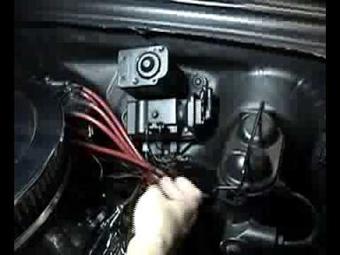 1967 Chevrolet Nova American Autowire R&D re-wire Part 2 - YouTube