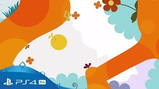 LocoRoco 2 | PGW 2017 Reveal Trailer | PS4