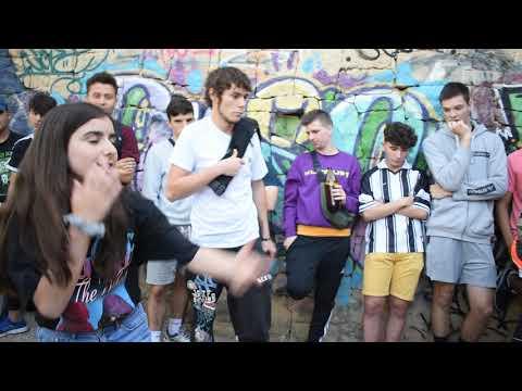 NG  VS PASKI - 16AVOS - PRE GOLD BATTLE -