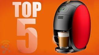 Top 5 Best Coffee Maker - Best Espresso Machine 2018