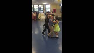 Foxtrot Ballroom Dancing  Competition  2016 (ps 48 school)