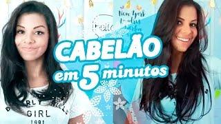 CABELÃO EM 5 MINUTOS