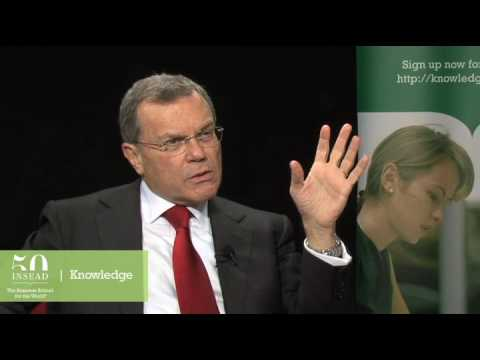 Inside the world of Sir Martin Sorrell