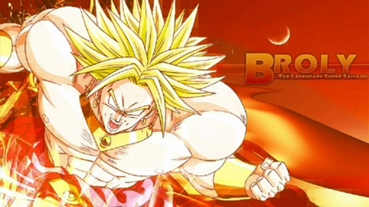 Dbz Broly The Legendary Super Saiyan Soundtrack The Invisibles